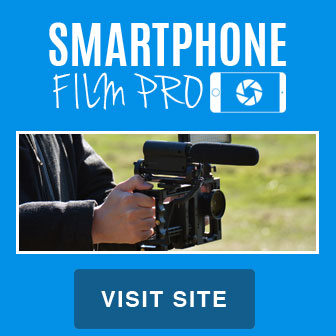 Smartphone Film Pro Website